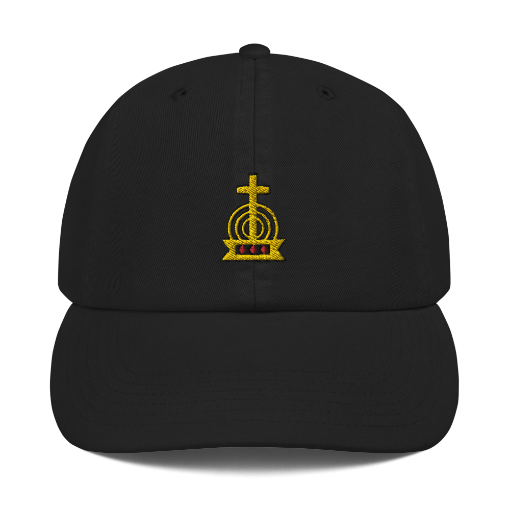 GOD ERA Champion Dad Cap